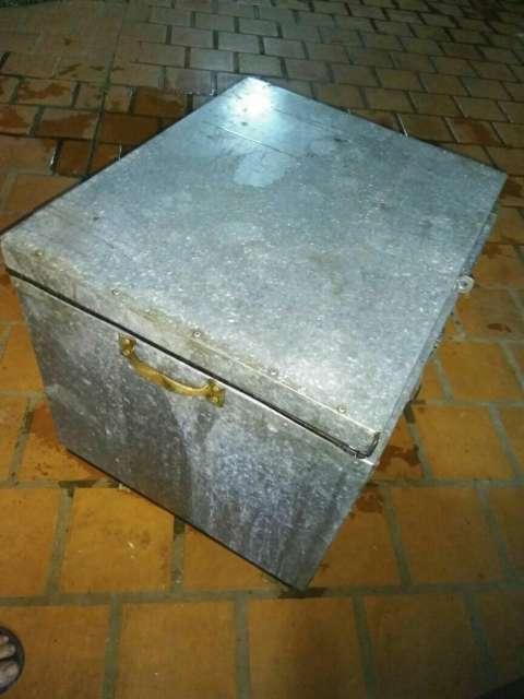 Conservadora de aluminio