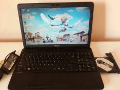 Toshiba Core i3 15.6 pulgadas