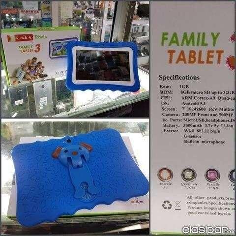 Tablet Family de 7 pulgadas - 1