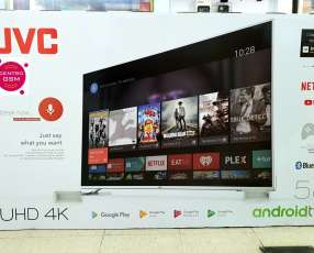 Smart Tv JVC 4K UHD 58 pulgadas nuevas