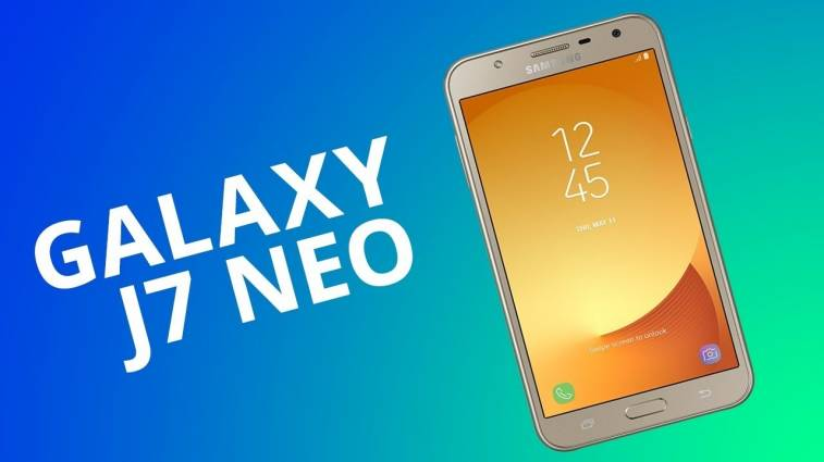 Samsung Galaxy J7 Neo y protectores - Luchocell2- Hendyla.com