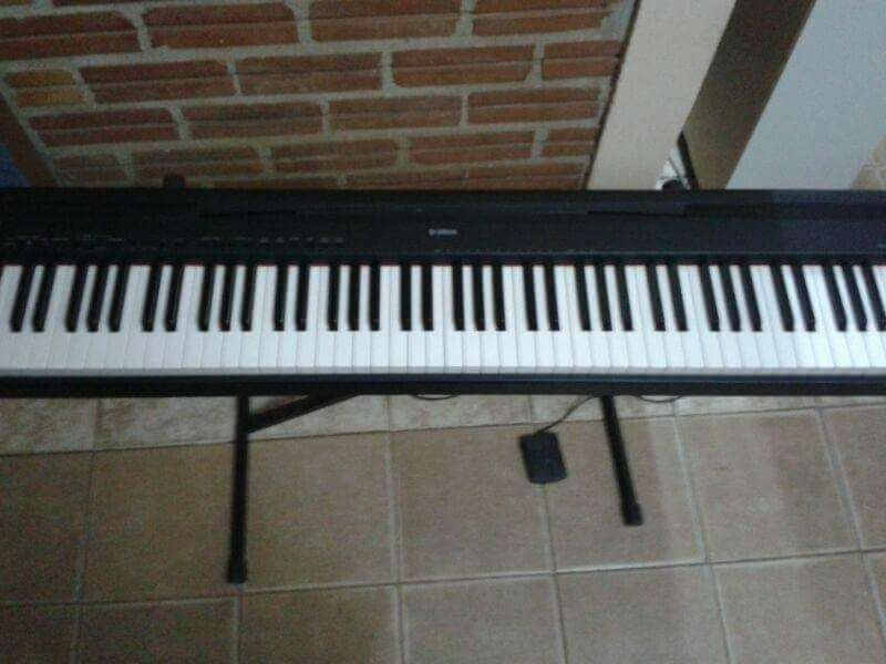 Piano yamaha p95 - 3