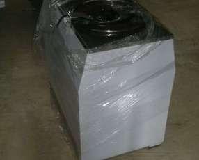 Amasadora de 7 Kg rpida tachos de acero inoxidable