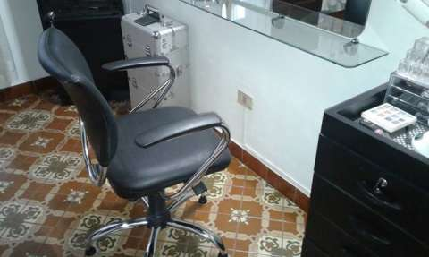 Muebles de peluquería