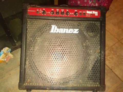 Amplificador de bajo Ibanez