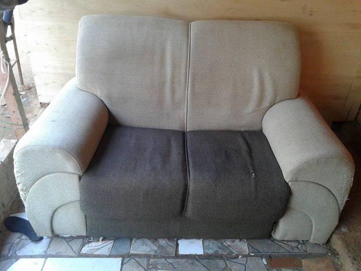 Sof usado antonio vergara - Compro sofas usados ...
