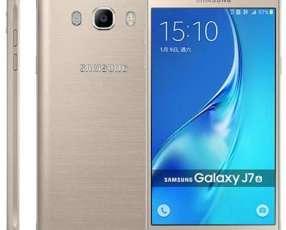 Samsung Galaxy J7 2016 y protectores anti shock