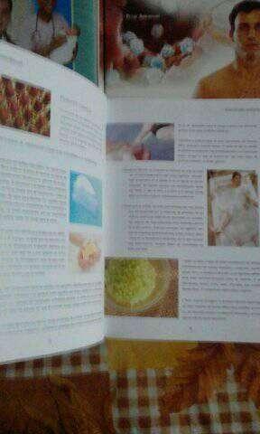 Libros guía para estudiantes de enfermería.