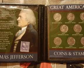 Colección de nickels