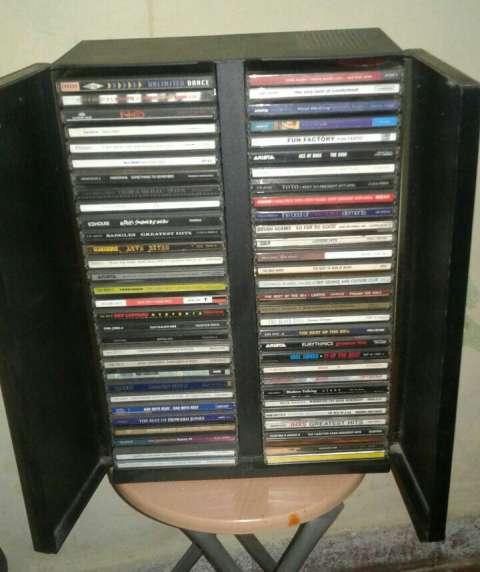 Colección de 60 CD originales