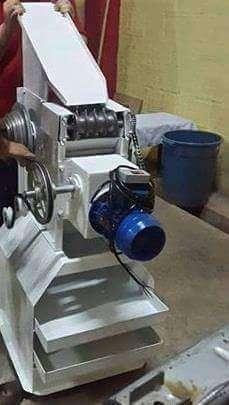 Horno turbo eléctrico trifásico en acero inoxidable y carro para 20 bandejas - 9