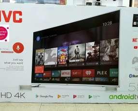 Smart Tv JVC 4K UHD 58 pulgadas