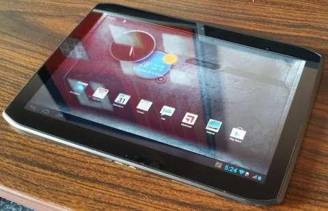 Tableta Motorola Droid 10.1 pulgadas