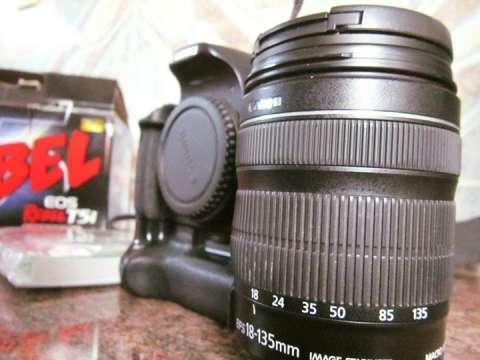 Camara Canon T5i 18-135mm & Canon 100-400 mm