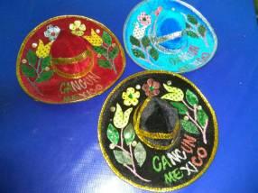 Sombrero mexicano para decoración