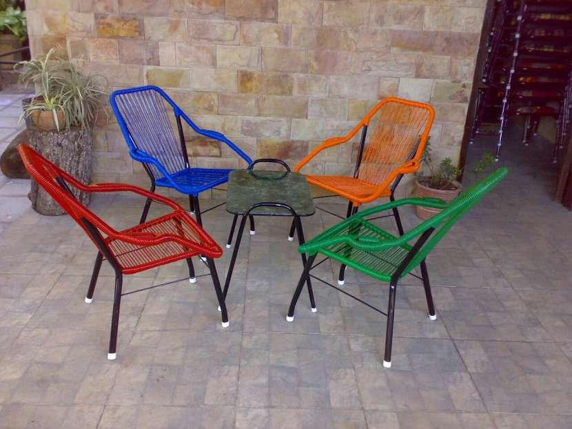 Juego de sillón - 0