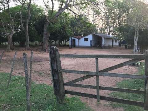 Propiedad en Ybycuí departamento de Paraguarí