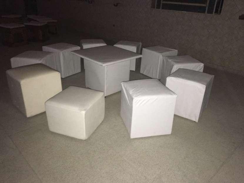 Servicio de alquiler sillas mesas y vajillas - 0