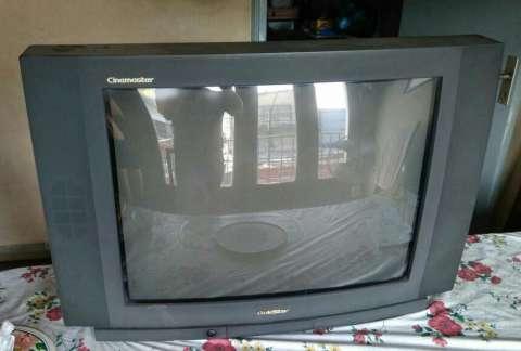 TV LG cinemaster de 29 pulgadas no enciende