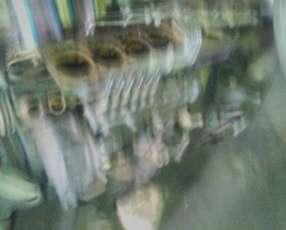 Motor Mack Renault M710