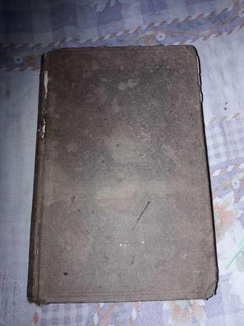 Libro de Steward doctor del Mariscal Solano Francisco López