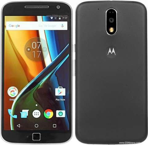 Motorola Moto G4 protectores anti shock y monopod