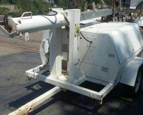 Generador para energía eléctrica diésel