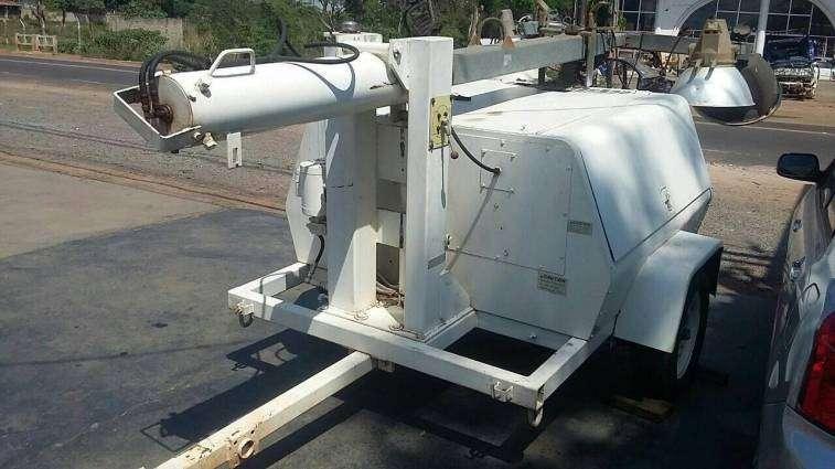 Generador para energía eléctrica diésel - 0