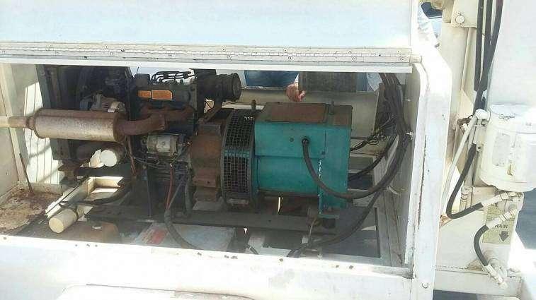Generador para energía eléctrica diésel - 3