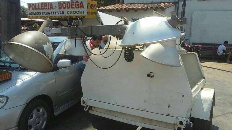 Generador para energía eléctrica diésel - 1