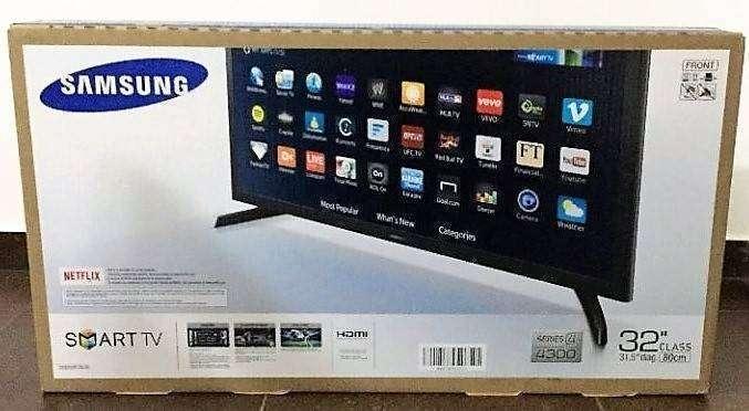 Smart Tv Samsung 32 pulgadas nuevas - 0