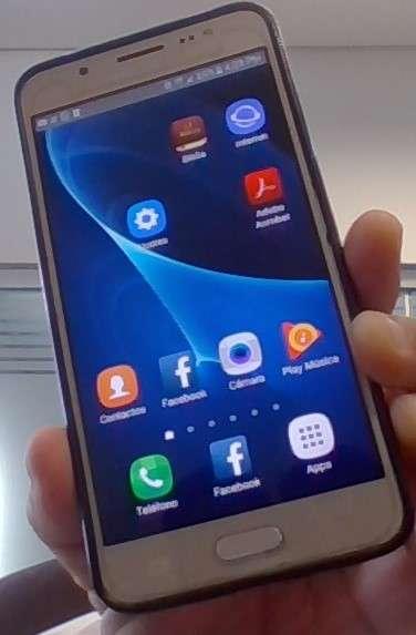Samsung Galaxy J5 6 2016