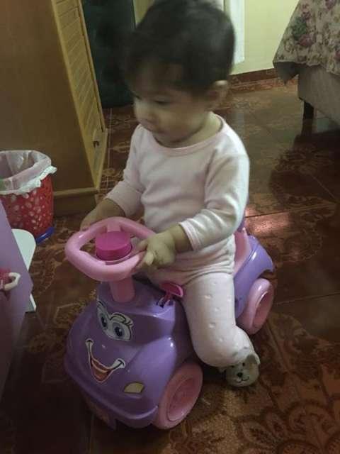 Moto sin pedal para bebés a partir de los 6 meses