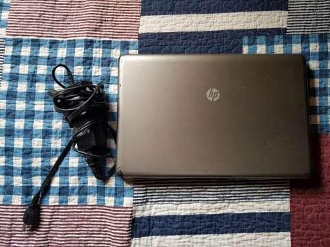 Notebook HP y Toshiba
