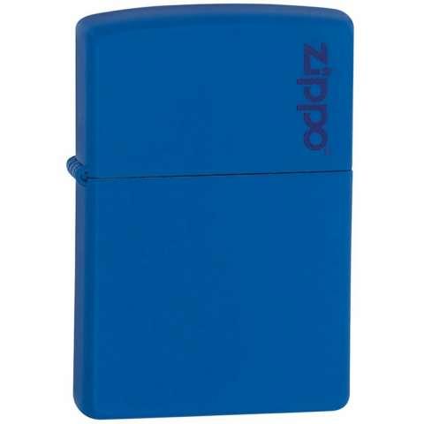 Encendedor Zippo azul