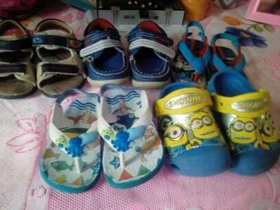 Crocks, sandalias, zapatillas
