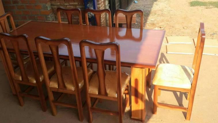 Comedores de ocho mesa y sillas de excelente calidad - Comedores de calidad ...