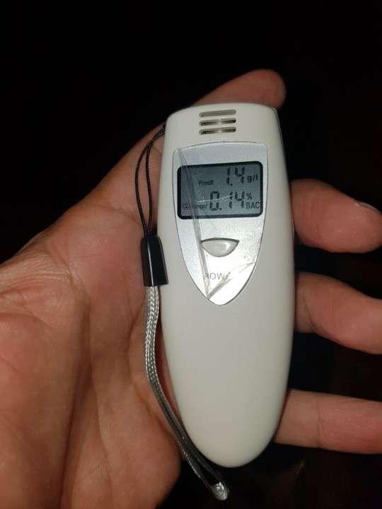 Alcotest, alcoholimetro, medicion de alcohol