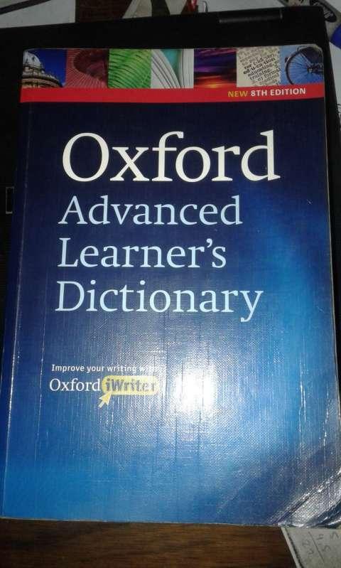 Diccionario Oxford Advanced Leaner´s