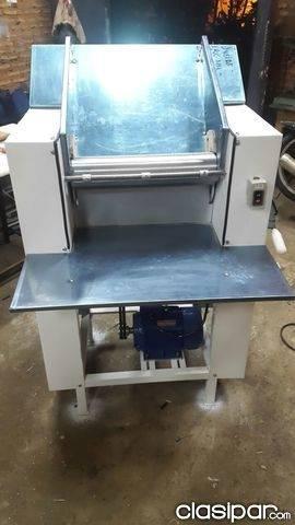 Refinadora cilindro 500 mm motor 3 hp