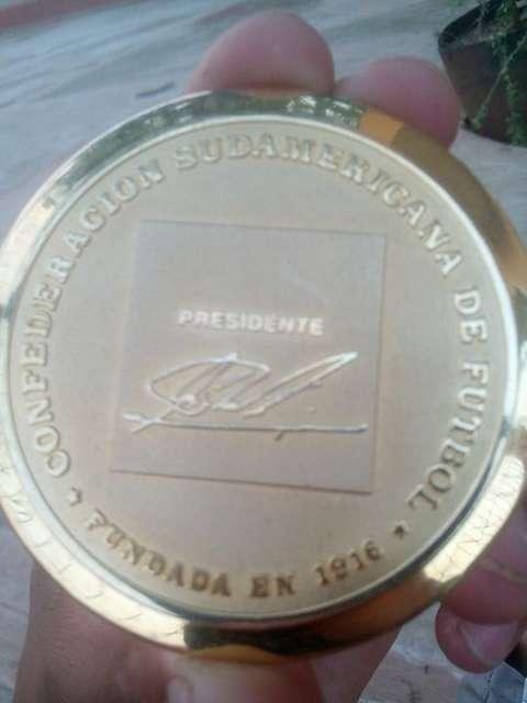 Medalla conmebol