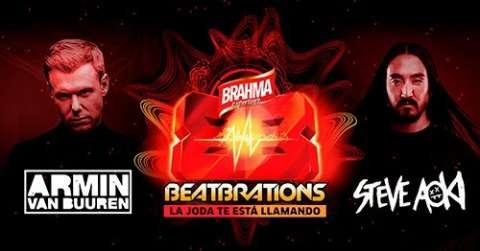 Entradas al BeatBrations