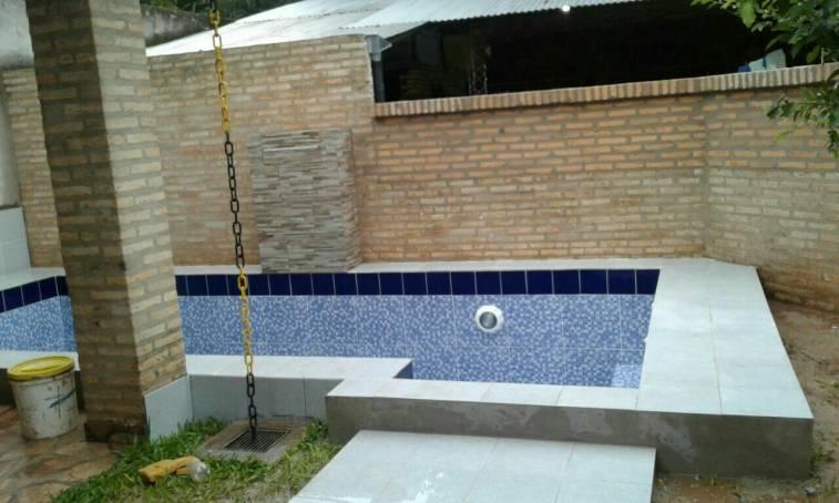 Construcci n y reparacion de piscinas miguel for Construccion de piscinas en paraguay