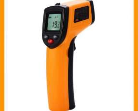 Termómetro láser sin contacto