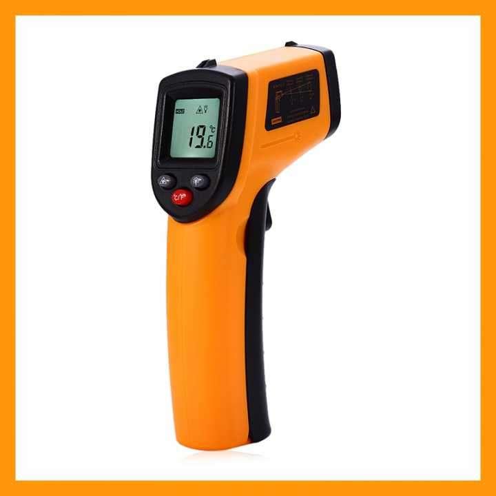 Termómetro láser sin contacto - 0