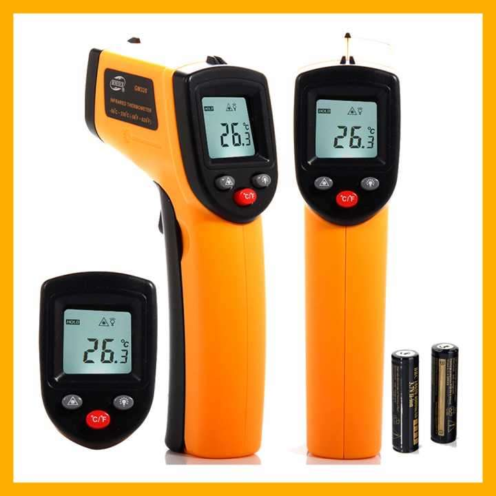 Termómetro láser sin contacto - 1