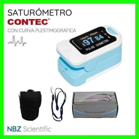 Saturómetro Contec - 0