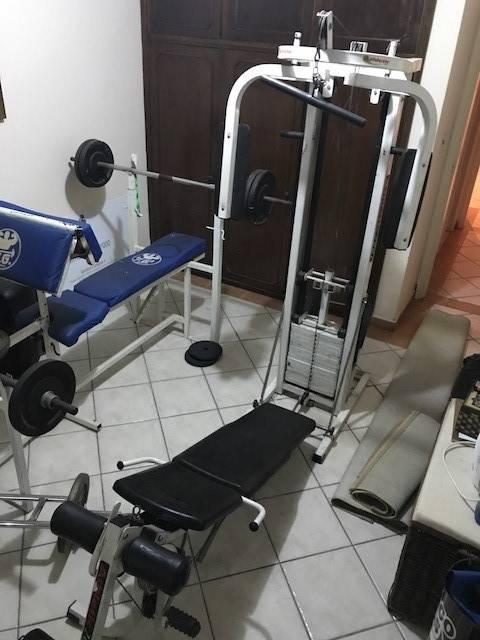 Equipos de gimnasio jorge id 391353 - Equipamiento de gimnasios ...
