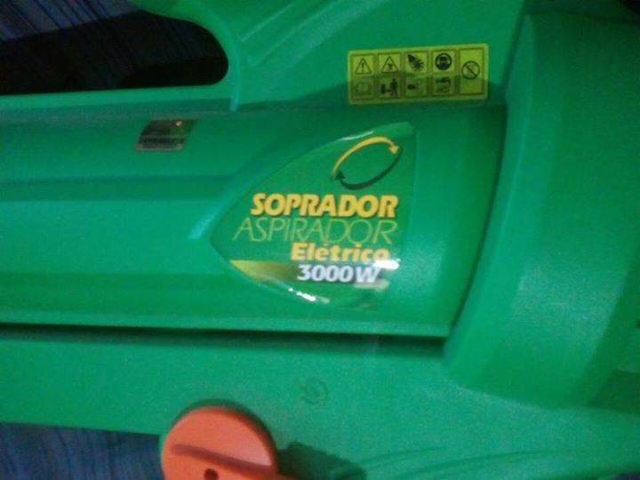 Aspiradora sopladora de hojas ale spawncho - Aspiradora de hojas ...