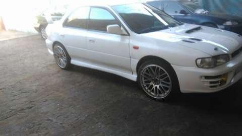 Subaru Impreza 1996 motor 2.0 cc